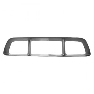 Replace® - Center Bumper Grille Molding