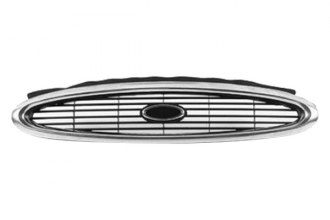 Replace® FO1200347 - Grille (Chrome/Black)