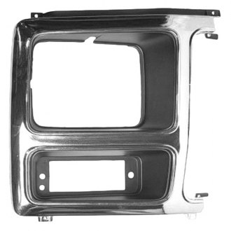 Replace® - Passenger Side Headlight Door