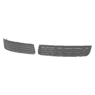 Replace® - Front Lower Outer Bumper Grille
