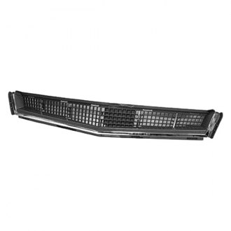 Replace® - Front Bumper Cover Grille