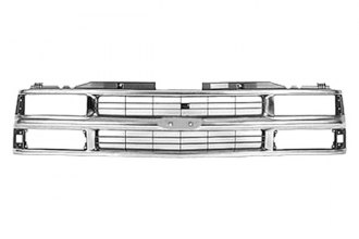 Replace® - Grille (Chrome/Argent)