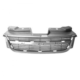 Replace® - Passenger Side Upper Grille