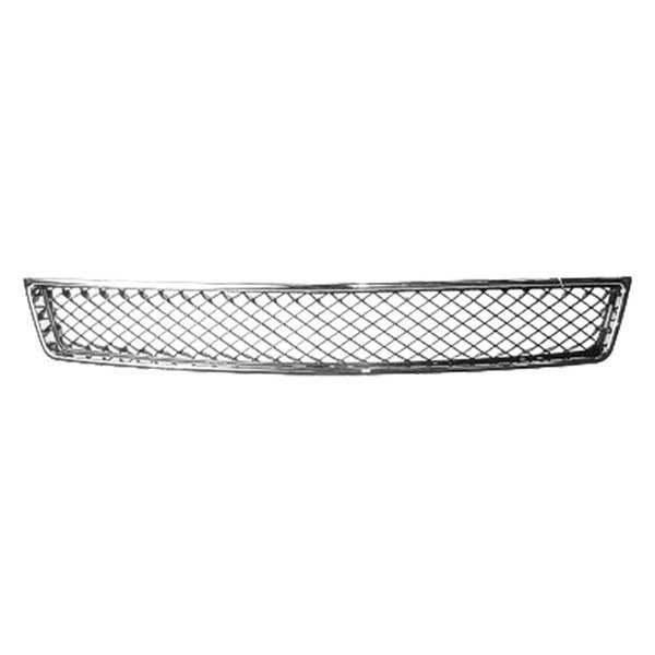 Replace® - Grille (Chrome/Black
