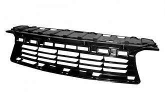 Replace® - Front Center Bumper Cover Grille