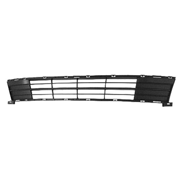 Replace® - Bumper Grille (Black)