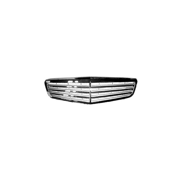 Replace mercedes c class 2008 2009 grille for Mercedes benz c300 grill