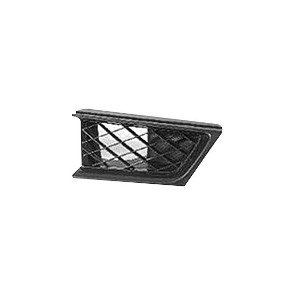 Replace® - Driver Side Grille (Black)