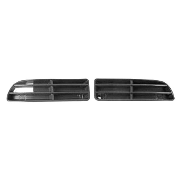Replace® - Front Driver Side Outer Bumper Grille