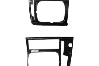 Replace® - Left Headlight Door