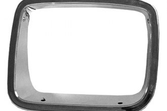 Replace® - Left Headlight Bezel