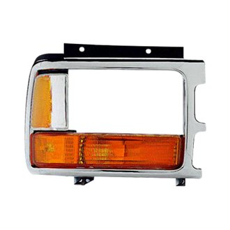 Replace® - Front Right Turn Signal / Parking Light Assembly