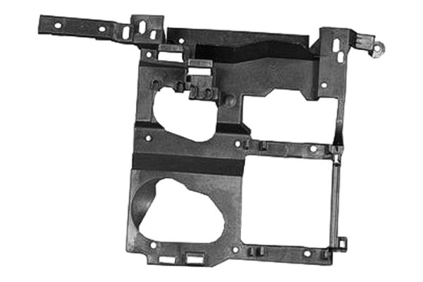 Replace® - Left Headlight Mounting Panel, Housing Support