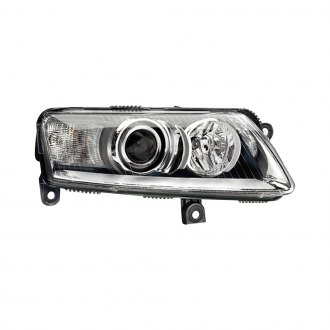 Replace® - Passenger Side Replacement Projector Headlight Lens Housing