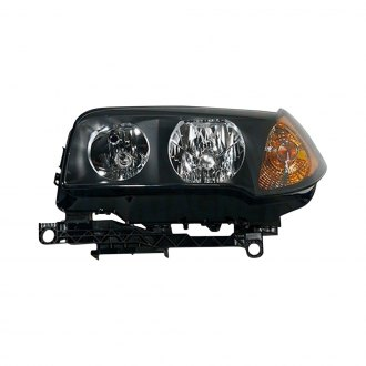 Replace® - Driver Side Headlight Lens Housing