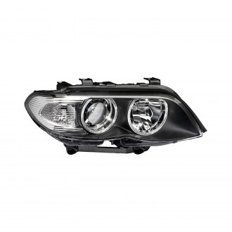 Replace® - Passenger Side Replacement Headlight Lens Housing