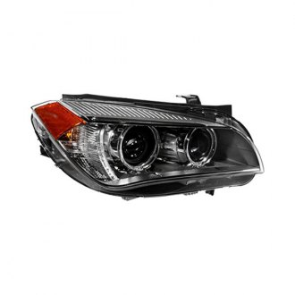 Replace® BM2519148 - Passenger Side Replacement Headlight Lens and Housing