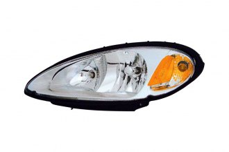 Replace® CH2502131 - Driver Side Replacement Headlight