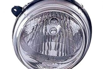 Replace® CH2502146V - Driver Side Replacement Headlight