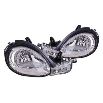 Replace® - Euro Headlights