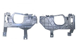 Replace® CH2509104V - Passenger Side Replacement Headlight Bracket