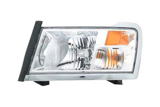 Replace® CH2518128 - Driver Side Replacement Headlight