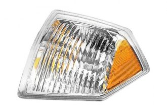 Replace® CH2520144 - Driver Side Replacement Parking Light Lens and Housing