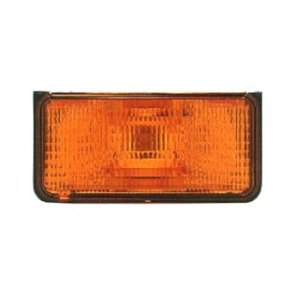 Replace® - Driver or Passenger Side Replacement Turn Signal Light Lens