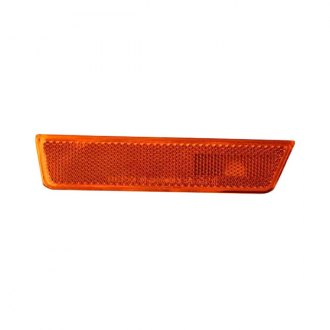 Replace® - Passenger Side Replacement Side Marker Light Lens