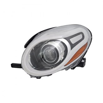 Replace® - Driver Side Upper Replacement Headlight