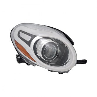 Replace® - Passenger Side Upper Replacement Headlight