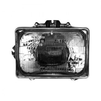 Replace® - Driver Side Replacement Headlight Bulb