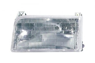 Replace® FO2502118C - Driver Side Replacement Headlight