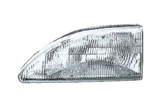 Replace® FO2502130C - Driver Side Replacement Headlight