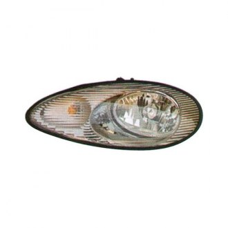 1999 mercury sable custom factory headlights carid com replace® replacement headlight