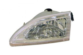 Replace® FO2502161V - Driver Side Replacement Headlight