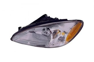 Replace® FO2502169C - Driver Side Replacement Headlight