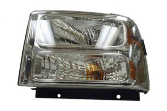 Replace® FO2502217C - Driver Side Replacement Headlight