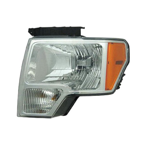Ford F-150 2012 Replacement Headlight