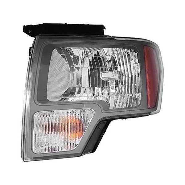 Ford F-150 2013 Replacement Headlight