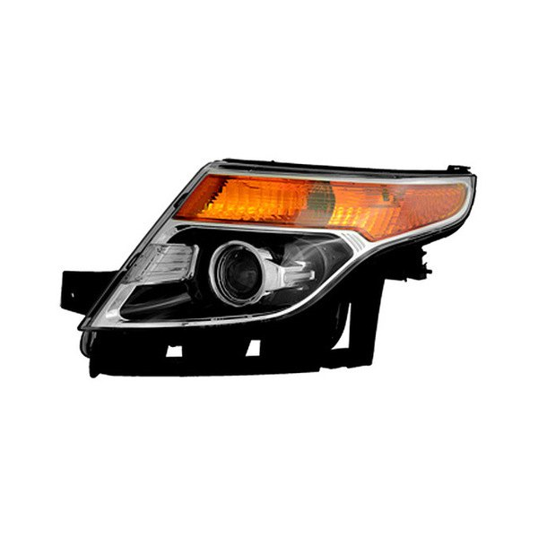 Car Headlights Replacement : Replace ford explorer without auto leveling headlights