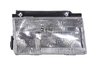 Replace® FO2503102V - Passenger Side Replacement Headlight
