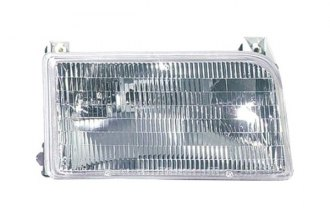 Replace® FO2503114C - Passenger Side Replacement Headlight
