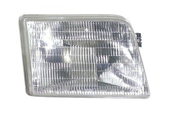 Replace® FO2503115C - Passenger Side Replacement Headlight