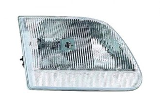 Replace® FO2503139 - Passenger Side Replacement Headlight