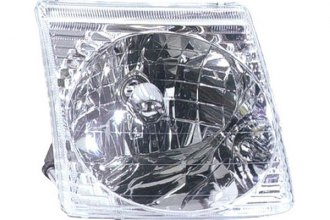 Replace® FO2503170 - Passenger Side Replacement Headlight