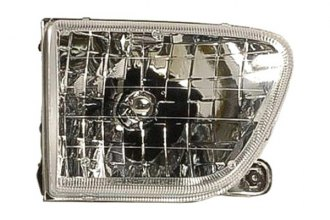 Replace® FO2503189 - Passenger Side Replacement Headlight