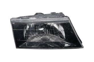 Replace® FO2503197 - Passenger Side Replacement Headlight
