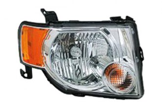 Replace® FO2503229C - Passenger Side Replacement Headlight