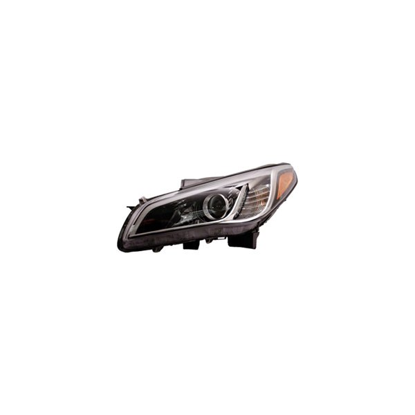 Lincoln Mks Parts: Lincoln MKS With Factory HID/Xenon Headlights